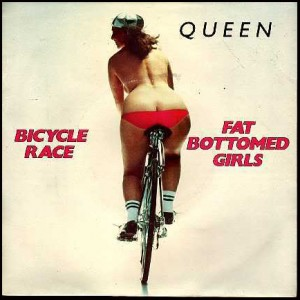 queen-bicycle-race
