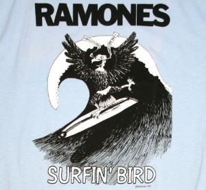 ramones_surfin-bird