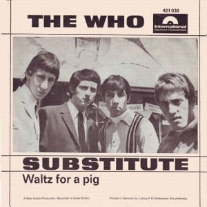 the-who-substitute
